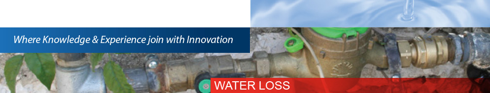 Water Loss Reduction
